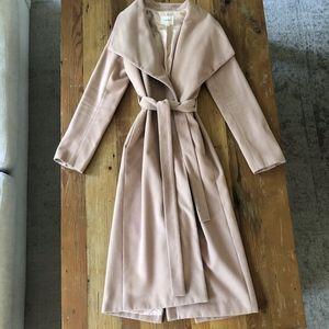 Robe-Style Jacket